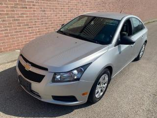 Used 2014 Chevrolet Cruze 2LS for sale in Ajax, ON