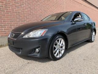 Used 2011 Lexus IS 250 NAV, CERTIFIED IS250 for sale in Ajax, ON