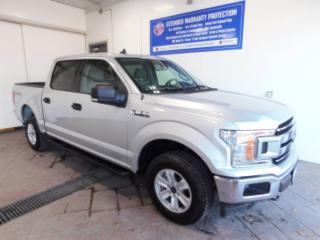 Used 2019 Ford F-150 XLT SUPERCREW 5.5-FT for sale in Listowel, ON