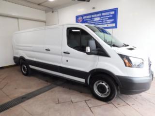 Used 2017 Ford Transit Cargo Van 250 VAN LOW ROOF 60/ for sale in Listowel, ON