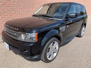 Used 2011 Land Rover Range Rover Sport SC for sale in Ajax, ON