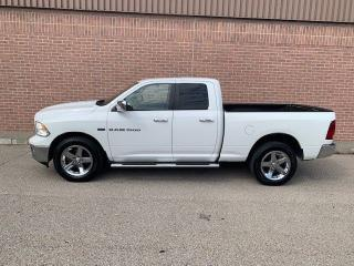Used 2011 RAM 1500 Big Horn for sale in Ajax, ON
