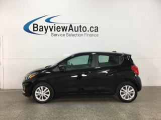 Used 2019 Chevrolet Spark 1LT CVT - AUTO! ALLOYS! PWR GROUP! for sale in Belleville, ON