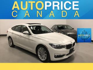Used 2015 BMW 3 Series 328 GRAN TURISMO i xDrive NAVIGATION|PANOROOF|LEATHER for sale in Mississauga, ON