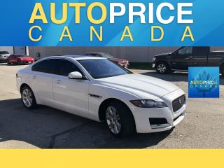 Used 2017 Jaguar XF 35t Premium NAVIGATION|MOONROOF|LEATHER for sale in Mississauga, ON