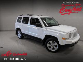 Used 2011 Jeep Patriot 4 RM, 4 portes, Limited for sale in Chicoutimi, QC