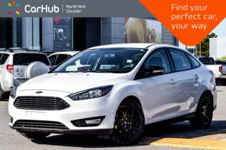 Used 2016 Ford Focus SE|SiriusXM|Bluetooth|Backup_Cam|Heated_Front_Seats&Steering| for sale in Thornhill, ON