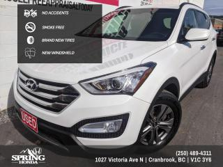 Used 2015 Hyundai Santa Fe Sport 2.4 Premium NO ACCIDENTS, NEW TIRES, NEW WINDSHIELD, WELL MAINTAINED - $141 BI-WEEKLY - $0 DOWN for sale in Cranbrook, BC