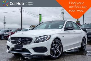 Used 2017 Mercedes-Benz C-Class AMG C 43|4Matic|Navi|Pano Sunroof|Blind Spot|Backup Cam|Bluetooth|18