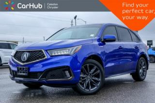 Used 2019 Acura MDX A-Spec SH-AWD|Navi|Sunroof|Blind Spot|Backup Cam|Bluetooth|Leather|19