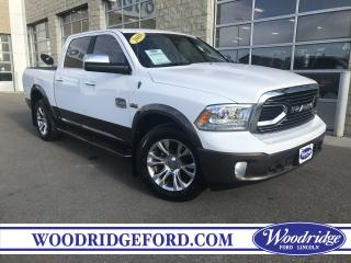 Used 2018 RAM 1500 Longhorn ***PRICE REDUCED*** 5.7L, NAVIGATION, SUNROOF, HEATED SEATS, REMOTE START, NO ACCIDENTS for sale in Calgary, AB