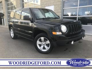Used 2013 Jeep Patriot LIMITED for sale in Calgary, AB
