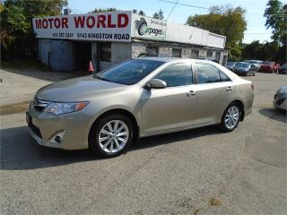 Used 2014 Toyota Camry XLE for sale in Scarborough, ON