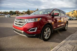 Used 2016 Ford Edge SEL AWD, Canadian Touring Package, Cold Weather Package, Leather, Remote Start for sale in Okotoks, AB