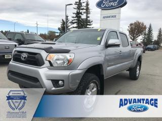 Used 2014 Toyota Tacoma V6 One Owner - Clean Carfax for sale in Calgary, AB