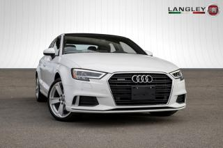 Used 2017 Audi A3 2.0T Technik SUNROOF, NAVIGATION, REAR-VIEW CAMERA, BANG & OLUFSEN AUDIO, AWD QUATTRO! for sale in Surrey, BC