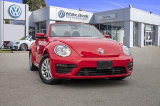 Used 2017 Volkswagen Beetle 1.8 TSI Trendline <b>*APPLE CARPLAY* *ANDROID AUTO* *HEATED SEATS* *BACK UP CAM* *BLUETOOTH*<b> for sale in Surrey, BC