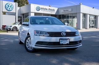 Used 2016 Volkswagen Jetta 1.4 TSI Trendline+ *MANUAL TRANSMISSION* *1.4 TURBO* *HEATED SEATS* *BLUETOOTH*  *APPLE CARPLAY*  *ANDROID AUTO* for sale in Surrey, BC