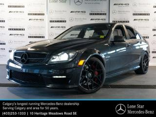 Used 2013 Mercedes-Benz C63 AMG for sale in Calgary, AB