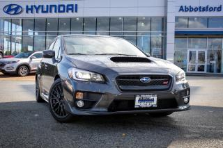 Used 2017 Subaru WRX STI ONE OWNER & ACCIDENT FREE for sale in Abbotsford, BC