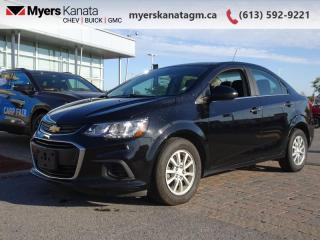 Used 2018 Chevrolet Sonic LT  - Bluetooth for sale in Kanata, ON