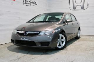 Used 2011 Honda Civic SE for sale in Blainville, QC