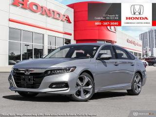 Used 2019 Honda Accord Touring 1.5T TOURING for sale in Cambridge, ON