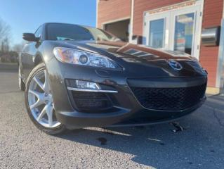 Used 2010 Mazda RX-8 Coupé 4 portes Manuel R3 for sale in Drummondville, QC