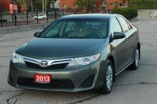 Used 2013 Toyota Camry LE Back-Up Camera | Bluetooth for sale in Waterloo, ON
