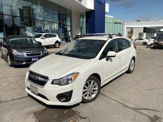 Used 2013 Subaru Impreza 2.0i Touring Package CERTIFIED for sale in Waterloo, ON
