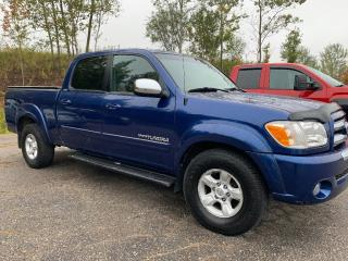 Used 2006 Toyota Tundra SR 5 for sale in Mascouche, QC