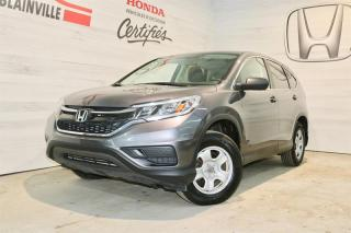 Used 2016 Honda CR-V LX AWD for sale in Blainville, QC