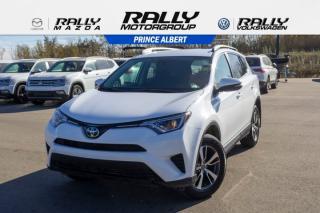 Used 2018 Toyota RAV4 LE for sale in Prince Albert, SK