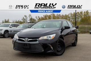 Used 2017 Toyota Camry LE for sale in Prince Albert, SK