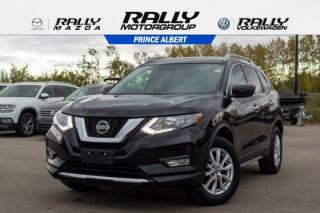 Used 2018 Nissan Rogue SV for sale in Prince Albert, SK