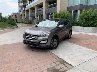 Used 2013 Hyundai Santa Fe 2.4L AWD Luxury for sale in Ottawa, ON