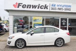 Used 2015 Subaru Impreza 4Dr Limited Pkg at for sale in Sarnia, ON