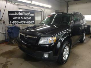 Used 2010 Mazda Tribute AWD V6 Auto GS for sale in St-Raymond, QC