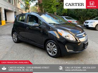 Used 2016 Chevrolet Spark EV 1LT ELECTRIC + FAST CHARGE! for sale in Vancouver, BC