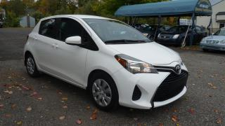 Used 2015 Toyota Yaris automatique, SEULEMENT 59890 KILO GARANT for sale in Charny, QC