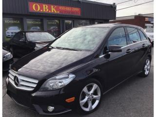 Used 2014 Mercedes-Benz B-Class TOIT OUVRANT PANORAMIQUE-CAMERA DE RECUL-BLUETOOTH for sale in Laval, QC