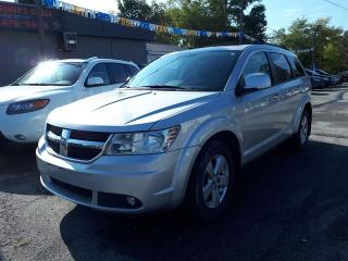Used 2010 Dodge Journey SXT,Certified,Fact Nav! for sale in Oshawa, ON