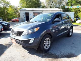 Used 2012 Kia Sportage Certified for sale in Oshawa, ON