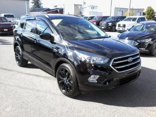 Used 2017 Ford Escape SE AWD 2.0L NAV MAGS GR NOIR for sale in St-Jérôme, QC