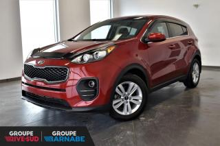 Used 2017 Kia Sportage LX CLIMATISEUR+SIEGE CHAUFFANT+ALLIAGE for sale in St-Jean-Sur-Richelieu, QC