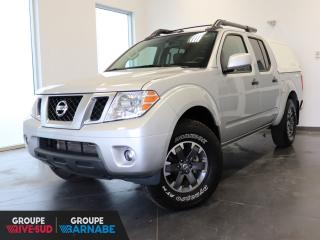 Used 2019 Nissan Frontier PRO-4X 4x4 Crewcab+Toit+GPS+Boite+++ for sale in St-Jean-Sur-Richelieu, QC