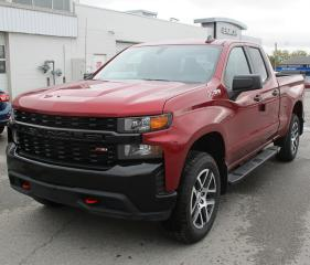 Used 2019 Chevrolet Silverado 1500 Silverado Custom Trail Boss for sale in Peterborough, ON