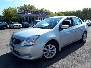 Used 2011 Nissan Sentra 2.0 S for sale in Oshawa, ON
