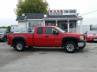 Used 2008 GMC Sierra 1500 SL 4x4 for sale in Barrie, ON
