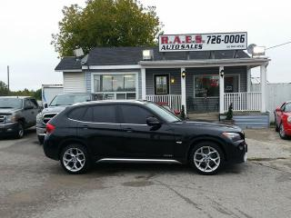 Used 2012 BMW X1 28i for sale in Barrie, ON